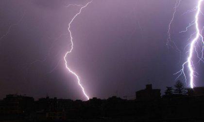 Nuova allerta meteo a Milano. Forti temporali in arrivo