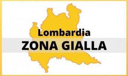 Lombardia in zona gialla da domani: ECCO COSA CAMBIA