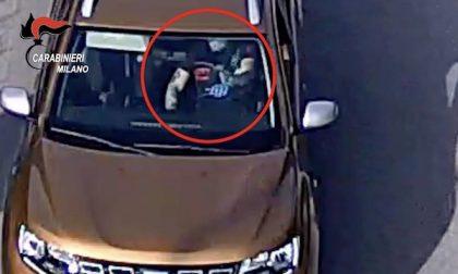 Il Video del sequestro di persona e rapina a corriere Amazon, cinque arresti