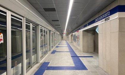 Linate: manca poco e la metro M4 sarà ultimata, ecco le prime immagini