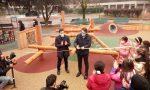 Senza barriere: inaugurata l'area giochi inclusiva al 100% in Barona