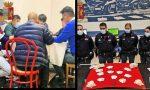 Bisca clandestina a Chinatown in un appartamento fatiscente: 5 denunce