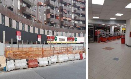 Chiuso il Simply in piazza Frattini, apre un supermercato a insegna Lidl
