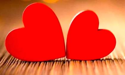 San Valentino, frasi d'effetto e messaggi d'amore per tutti gli innamorati