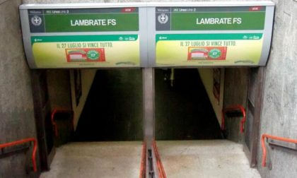 Controlli della polizia a Lambrate e in metro: 210 persone fermate