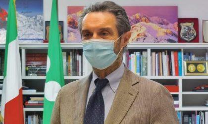 """Fontana: """"Confermata Lombardia in zona gialla"""". Ma, attenzione alle varianti"""