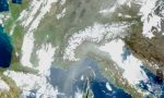 Cielo arancione su Milano: è la sabbia del Sahara a tenere alto il Pm10