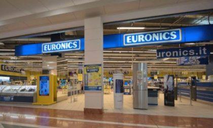Galimberti-Euronics: aggiudicazione provvisoria per quattro negozi che ora potrebbero riaprire