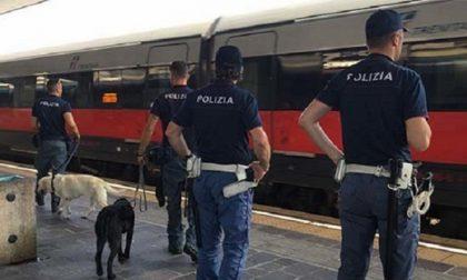Furti nei treni merci: preso il ladro dei convogli a Pioltello