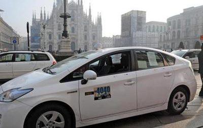 Taxi Milano, arrivano nuovi voucher per cittadini meritevoli e di particolare attenzione