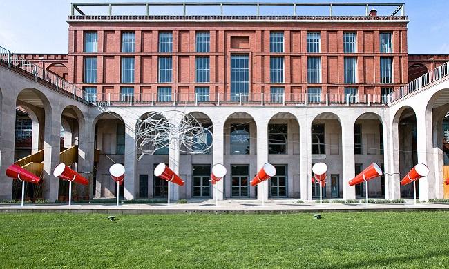 Triennale Milano riprendono visite