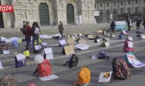 Esplode la rabbia contro la Dad anche a Milano: in centinaia in Duomo e Sempione