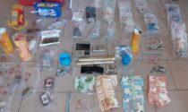 Panetti di droga con le immagini di Francesco Totti: arrestato spacciatore