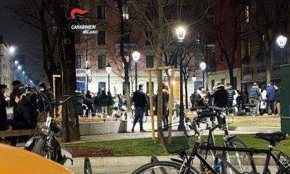 Feste in casa, assembramenti, spostamenti fuori comune: sanzioni a Milano