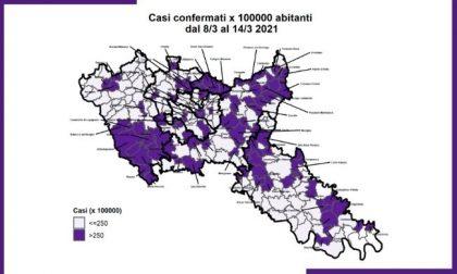 Monitoraggio Covid di Ats Milano: i Comuni con alta incidenza sono in aumento