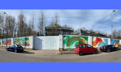 Street art, a Milano nasce il Distretto del Fumetto con le storie di Diabolik