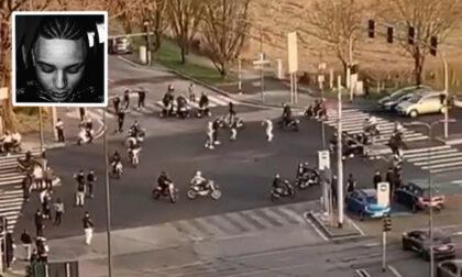 """Nel videoclip del rapper che bloccò un incrocio c'è finito... anche """"Prima Milano"""""""
