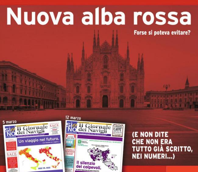 zona Rossa Lombardia evitare