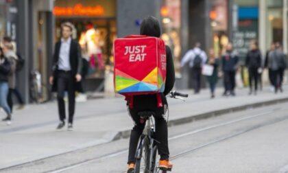 Just Eat sigla un accordo con sindacati dei rider a tutela di tutti i lavoratori