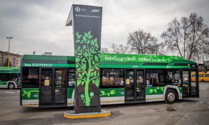 Installati in viale Zara i primi dispositivi di ricarica wireless per bus elettrici