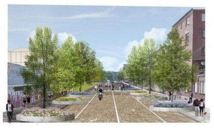 Lorenteggio-Giambellino, via a riqualificazione: più verde e ciclabili