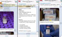La Procura di Milano sequestra due canali Telegram che indirizzavano all'acquisto di vaccini anti Covid