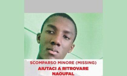 Appello per ritrovare Naoufal, 15enne scomparso da Melegnano