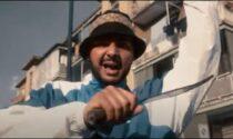 Assembramenti per il video rap, individuato il 19enne che girava in strada con un machete