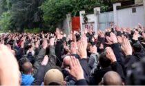 Il ricordo di Sergio Ramelli si divide fra il Sindaco senza fascia tricolore e il saluto romano dei neo-fascisti milanesi