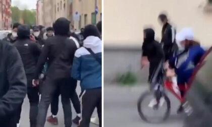 Il video del rapper e la guerriglia: si stringe il cerchio sui responsabili, molti sono minorenni