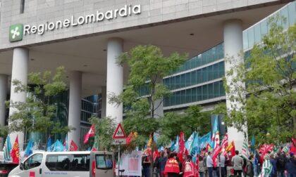 """Sicurezza sul lavoro, manifestazione dei sindacati in Regione: """"Fermare strage"""""""
