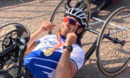 Grave Gioacchino Fittipaldi, investito sulla handbike. È compagno di squadra di Alex Zanardi