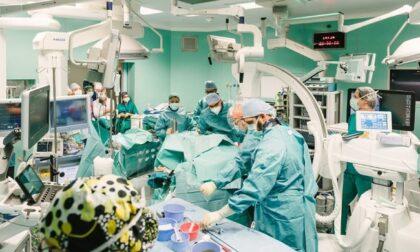 Tumore al rene esteso fino al cuore: intervento record mondiale a Niguarda