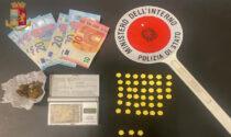 """Pastiglie di anfetamina marchiate """"Bitcoin"""": arrestato spacciatore"""