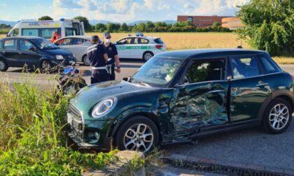 Dopo tre giorni è morto il centauro milanese coinvolto in un incidente a Vimercate