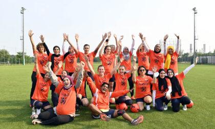 A Milano nasce la prima squadra di calcio femminile multietnica