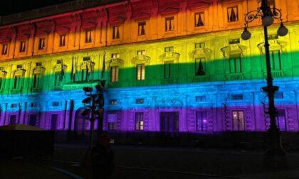 Milano Pride 2021, Palazzo Marino tinto coi colori dell'arcobalenoper quattro notti