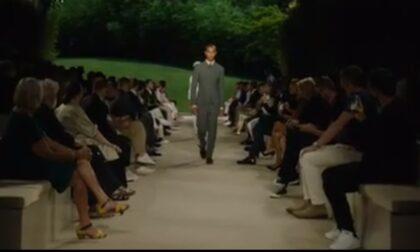 La moda riparte da Milano con la sfilata a porte chiuse di Armani