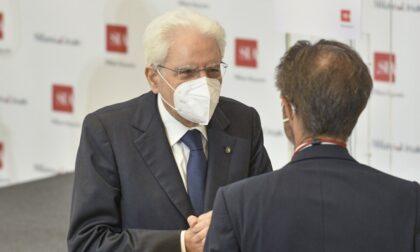 """Mattarella in visita a Milano, Fontana: """"Sempre vicino alla Lombardia"""""""