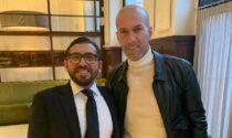 Zidane avvistato a cena Milano dopo la rottura con il Real: c'è già un'altra squadra?