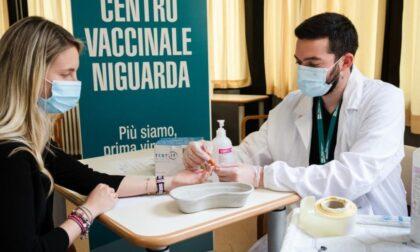 """Al Niguarda con il vaccino anti Covid in """"omaggio"""" anche un test per l'epatite C"""