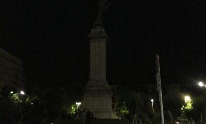 Aperta una raccolta firme per installare telecamere e luci in piazza Risorgimento