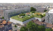 Presentato il progetto del nuovo Policlinico di Milano: sul tetto un parco grande quanto il Duomo