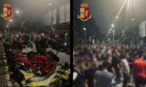 A San Siro si ripete il maxi raduno dei motociclisti: 210 persone controllate