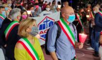 Un fiume di gente a Buccinasco manifesta contro la 'ndrangheta