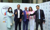 Il centrodestra presenta il candidato sindaco per Milano Luca Bernardo