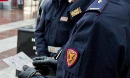 """Polfer """"Stazioni sicure"""": controllate in Lombardia 2.582 persone"""