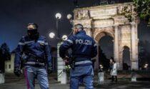 Rapina all'Arco della Pace: sei arrestati dalla Polizia