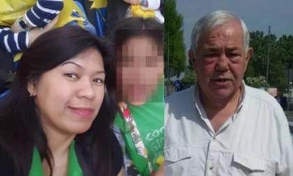 Omicidio di Carpiano: dopo aver ucciso moglie e figlia le ha vegliate per 7 ore