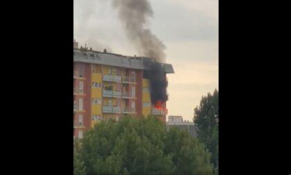 Incendio in via Zamagna, una lite prima delle fiamme. I residenti in regola sono al limite